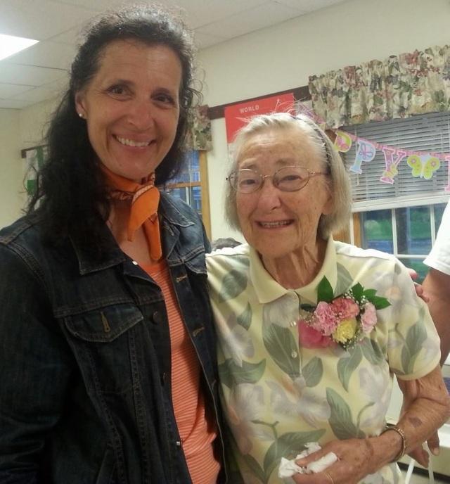 Happy Birthday, Vida Hunnewell!