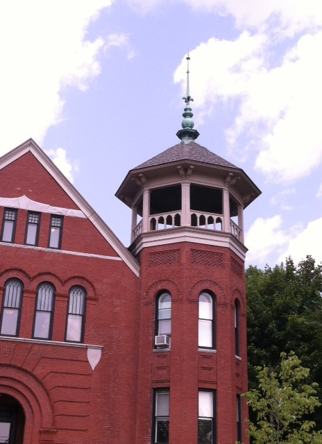 The Old High School
