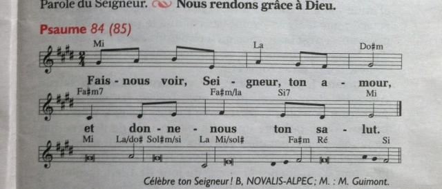 Psalm 85