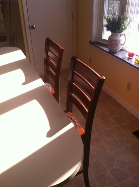 The Dishwasher Chairs