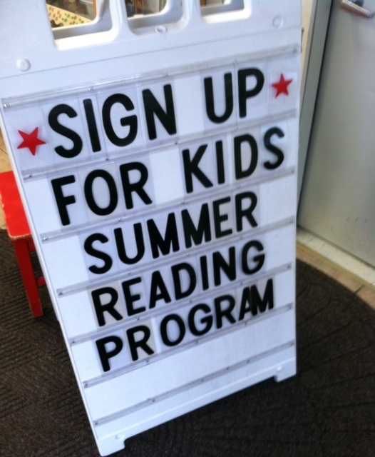 Summer Reading Club