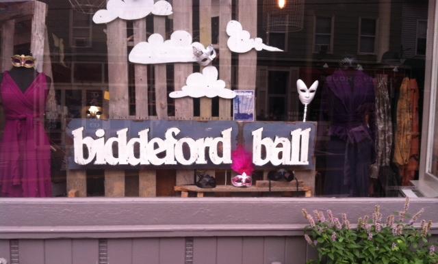 Biddeford Ball