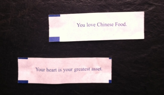 Chinese Fortunes