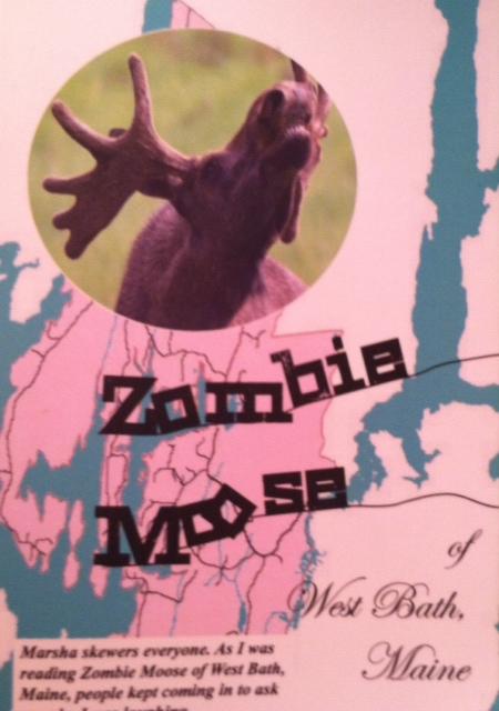 Zombie Moose