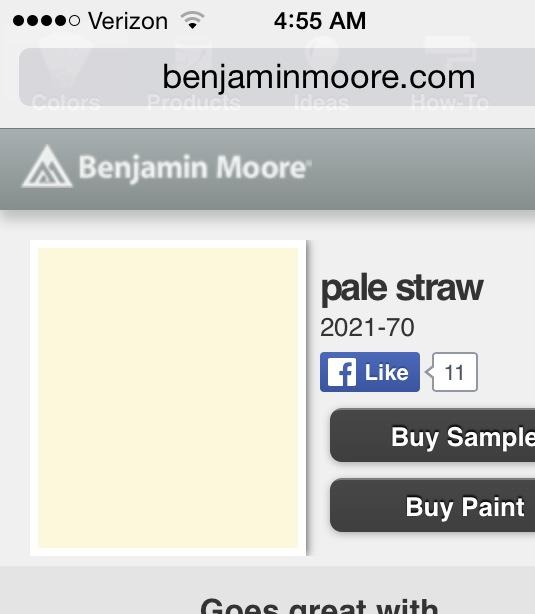 Pale Straw